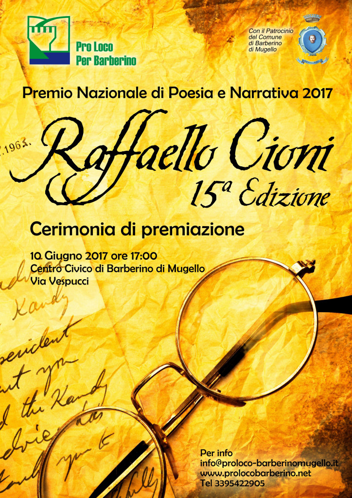 Premio di poesia 2017 a3