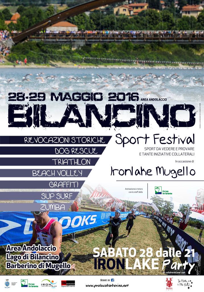 Bilancino Sport Festival 2016