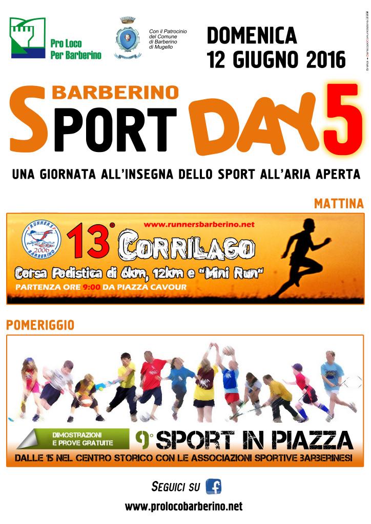 Sport day 2016